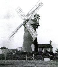 Burston Mill