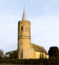 St George's church Shimpling